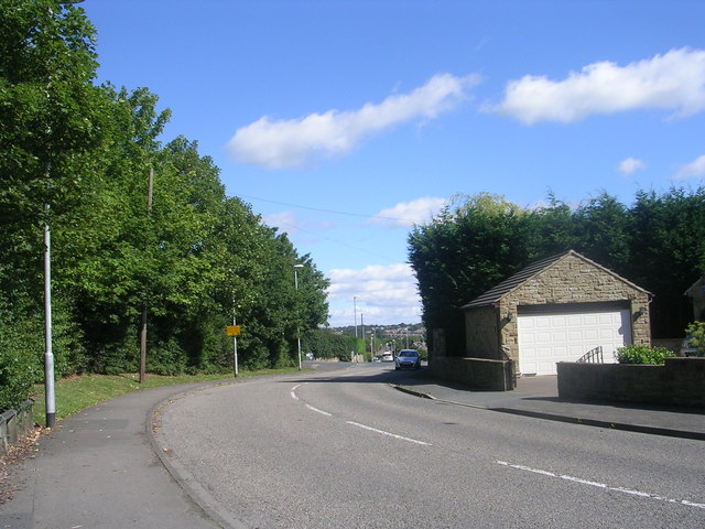 St Margaret's Avenue - Church Avenue