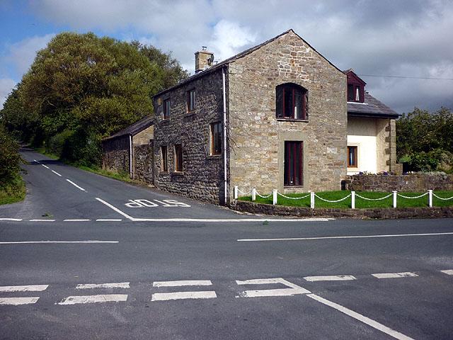Crosshill Four Lane Ends