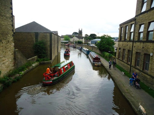 Skipton, Leeds and Liverpool Canal [3]