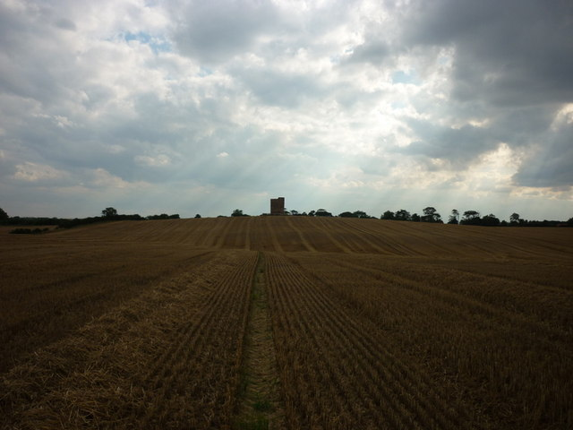Admiral Storr's Tower on Hilston Mount
