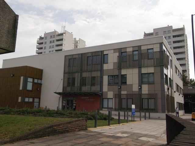 Lakeside Health Centre, Abbey Wood