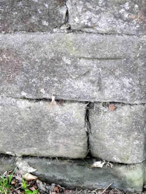 Bench Mark, Rock House