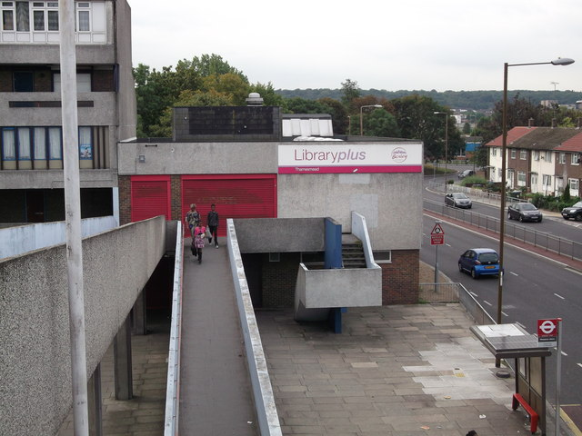 Thamesmead Library