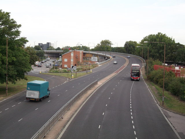 Harrow Manor Way
