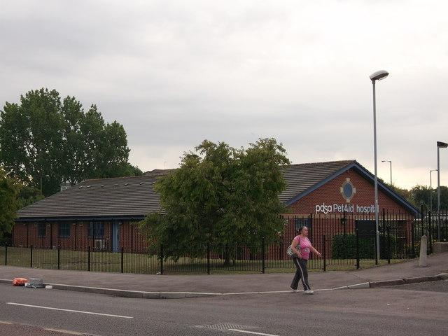 PDSA Pet Aid Hospital, Abbey Wood