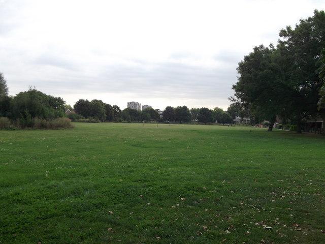 Green between Godstone Road and Ampleforth Road