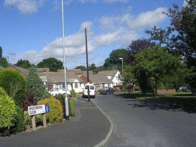 Westbrook Close - St Margaret's Road