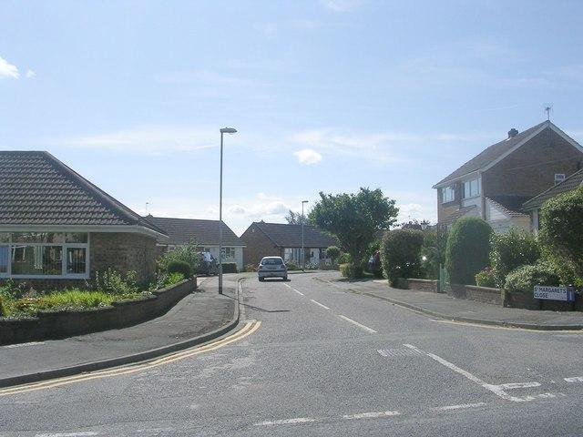 St Margaret's Close - St Margaret's Road