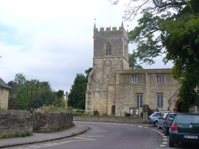 St Mary the Virgin Church, Wootton