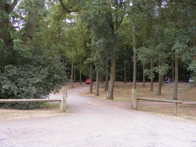 Kinver Edge Car Park
