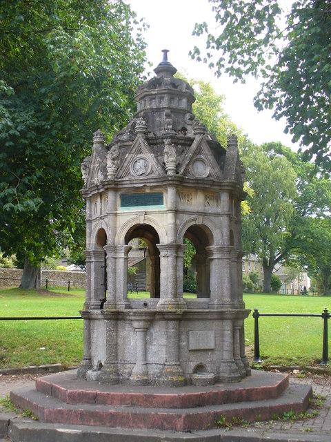 Victorian Fountain, Brown's Lane