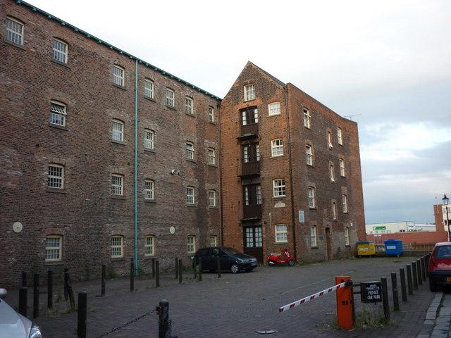 Ellerman's House off the High Street, Hull
