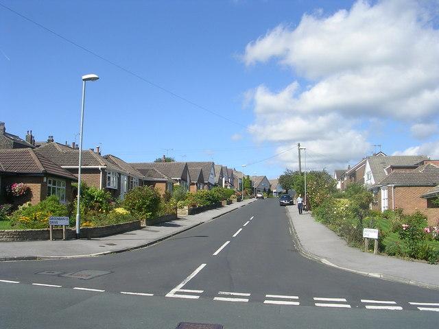 Greenbanks Drive - St Margaret's Avenue