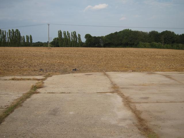 Field near Elverland Farm