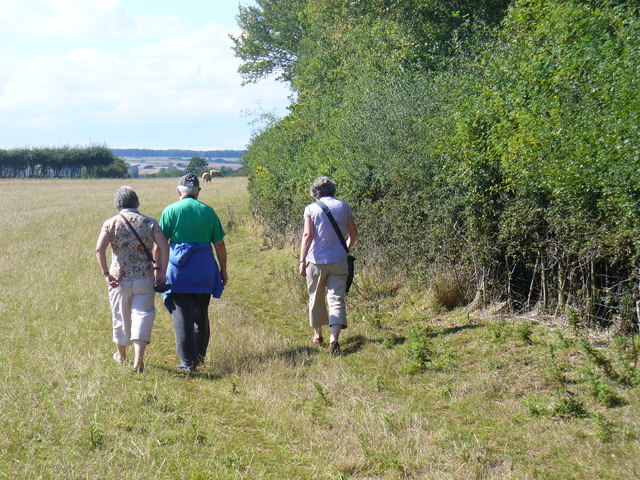 Rambling on the Oxfordshire Way