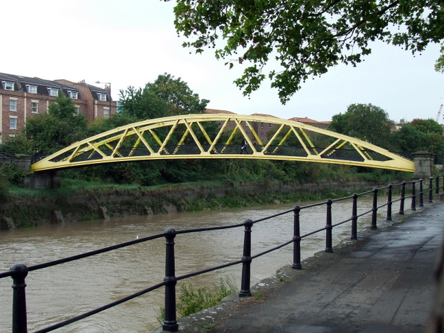 The banana bridge