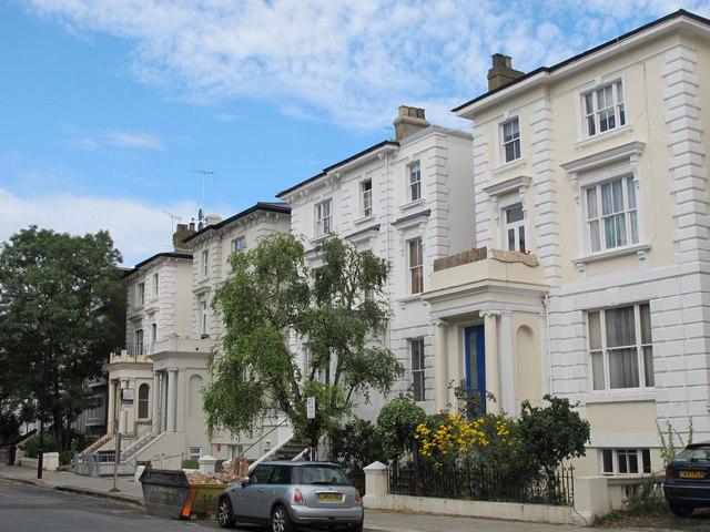 Buckland Crescent, NW3 (2)