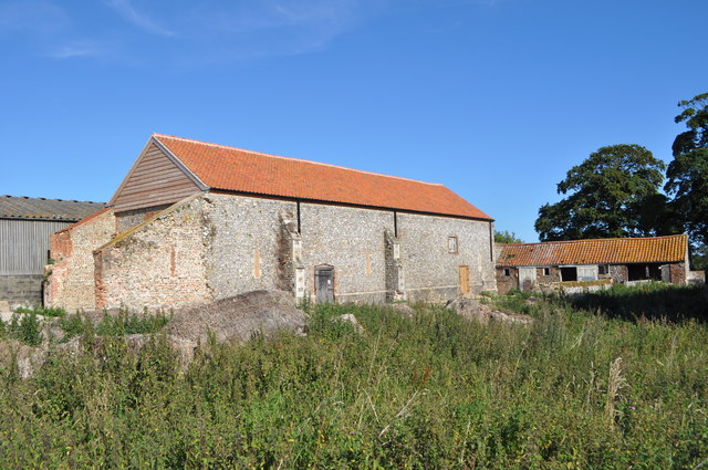 Old Barn at Baconsthorpe