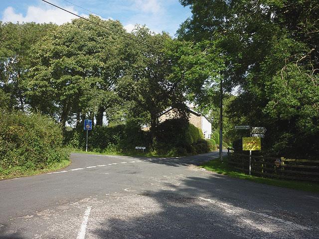 Crossroads at Street