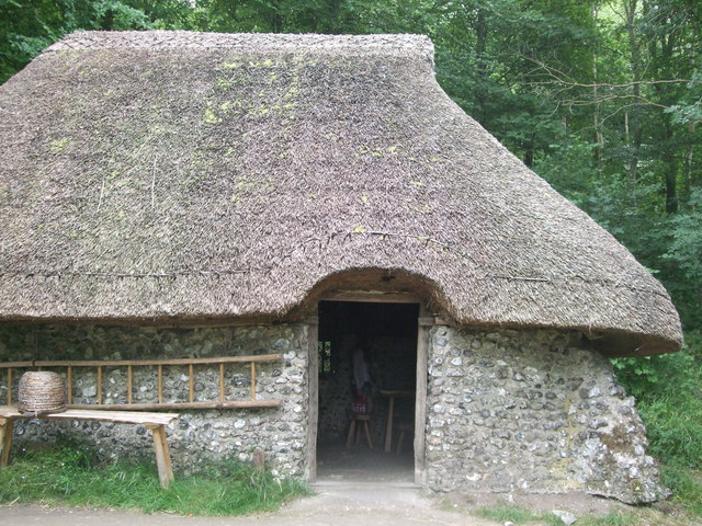 Mediaeval Cottage - Singleton