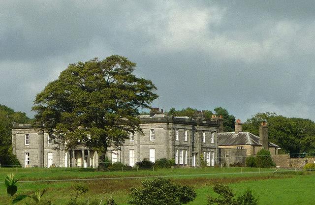 Wyreside Hall