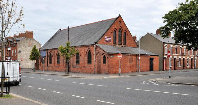 Bloomfield Congregational church, Belfast (2011)
