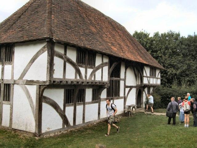 Bayleaf farmhouse