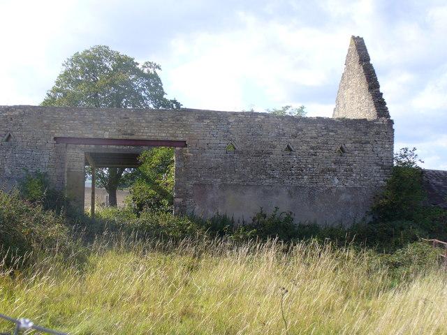 Top Barn, Walcot