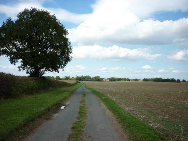 A minor road to Catwick
