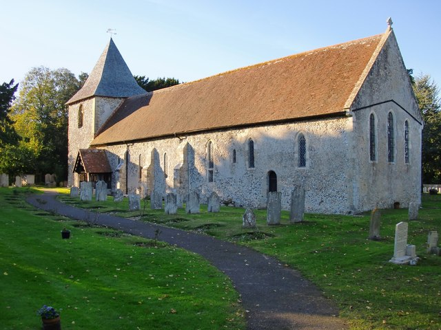 St Nicholas' Church, West Thorney