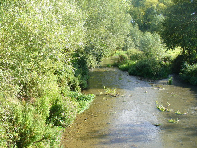 River Evenlode at Charlbury