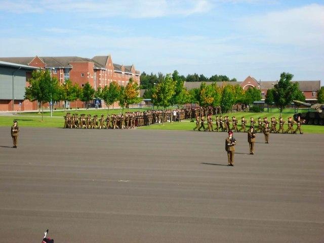 Harrogate, Army Foundation College