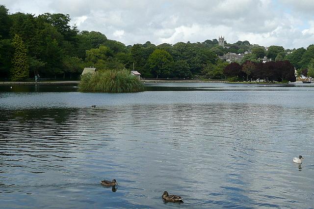 Coronation Lake