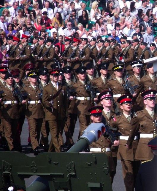 Harrogate, Army Foundation College [3]