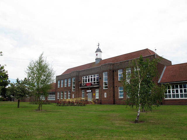 Manor Junior School - main building