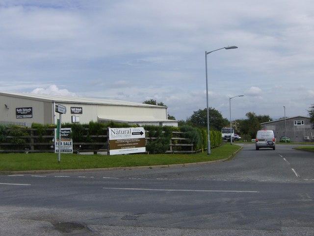 Pensilva Industrial Estate (East Entrance)