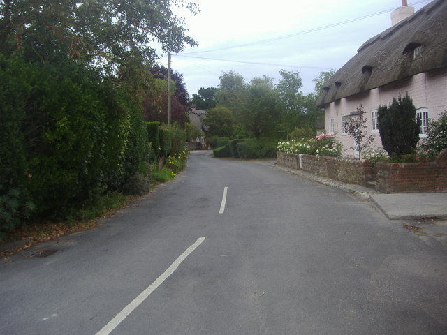 Church Lane, Street End