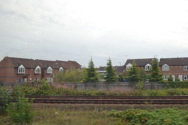 Across the railway to Oxford Court Gardens
