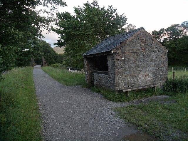 Cockermouth, Keswick and Penrith railway path