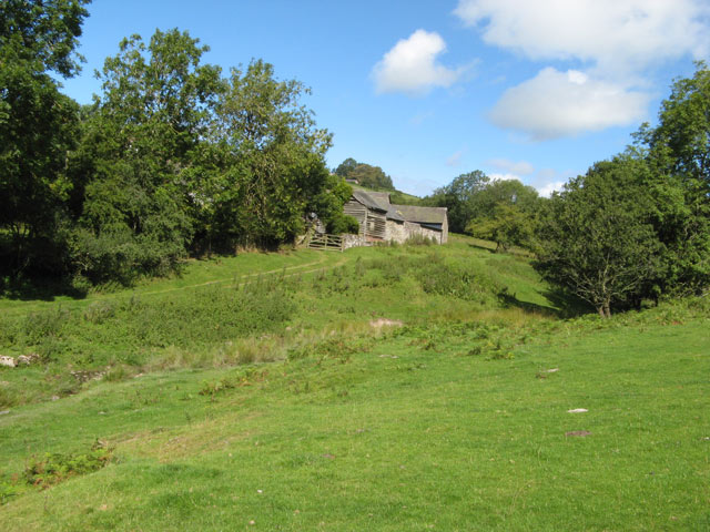 Llantroft farm buildings