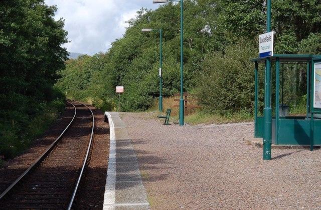 Locheilside Station