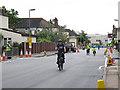 TQ4584 : Skyriders on Levett Road by Stephen Craven