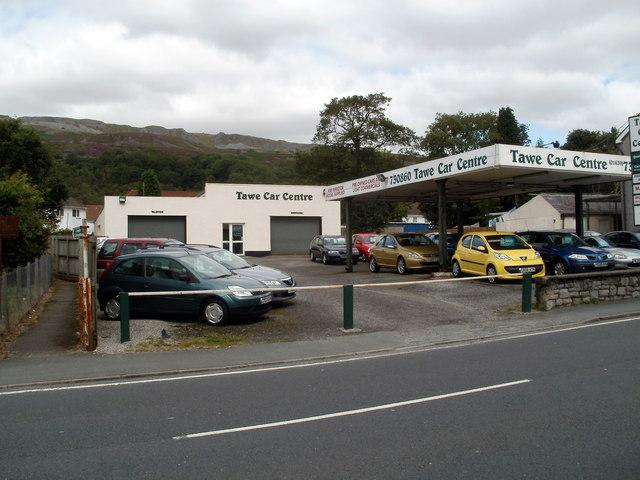 Tawe Car Centre, Ynyswen
