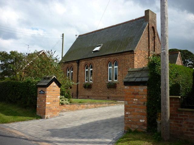 The old school, Great Hatfield