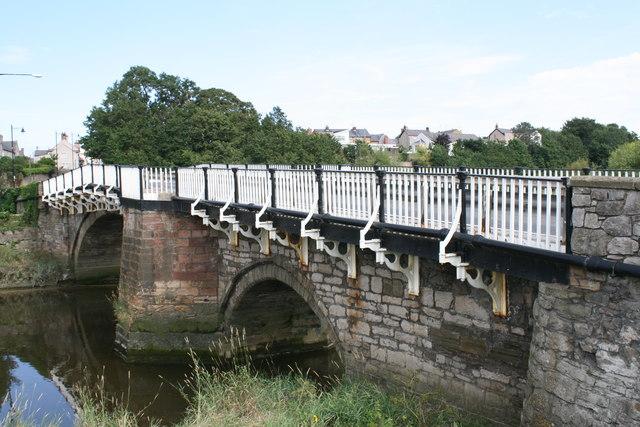 Rhuddlan Bridge