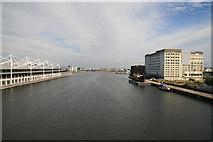 TQ4180 : Royal Victoria Dock by Chris Allen
