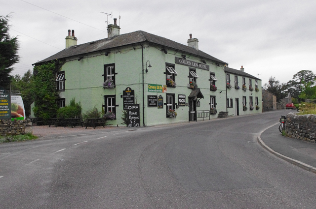 Golden Lion Hotel, Horton in Ribblesdale