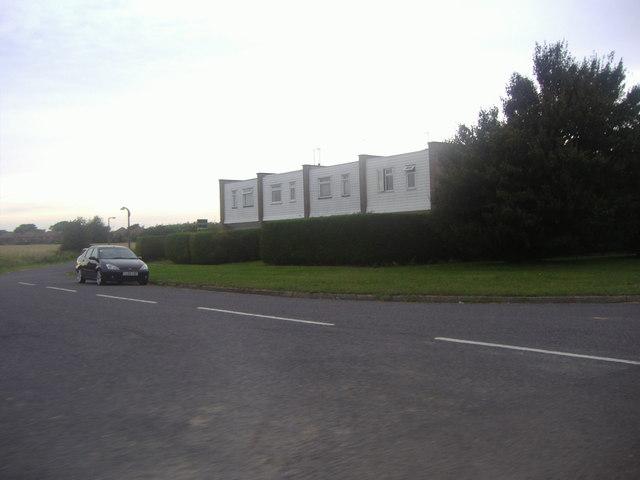 Houses on Selsey Road, Stockbridge