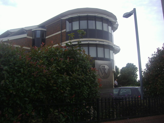 Wiley offices on Stockbridge Road
