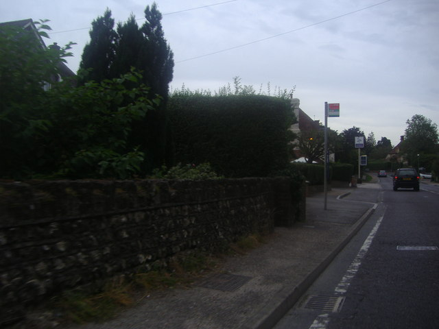 The A286 Cocking Hill